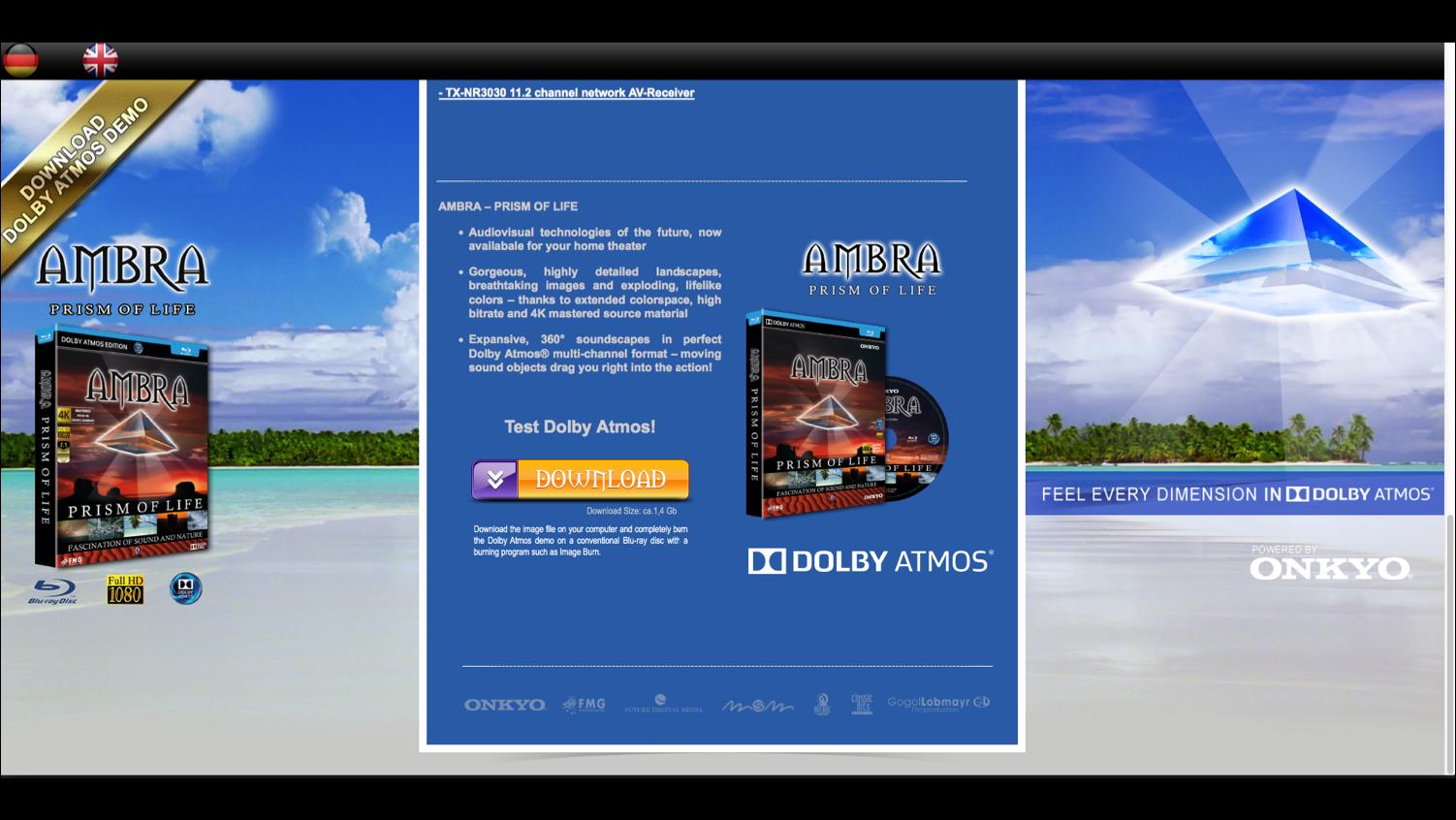 Dolby Atmos Demo Disc Download - reviziondanav